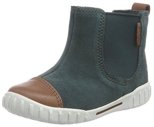 ECCO ECCO MIMIC, Chaussures Garçons, Vert (mahogany/dioptase), 39.333333333333336