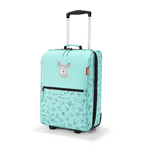 Reisenthel trolley XS kids Koffer IL4062, 43 cm, 12 L, Cats And Dogs Mint
