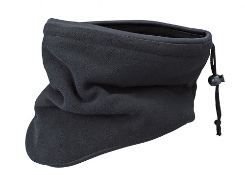 Myrtle Beach Uni Neckwarmer Thinsulate, black, One size, MB7930 bl