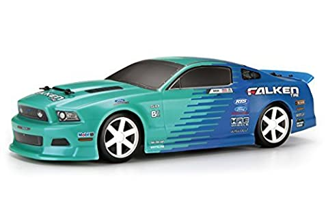 HPi Racing 112815 Falken Tyre 2013 Ford Mustang Painted Body (140mm) New! by HPI Racing