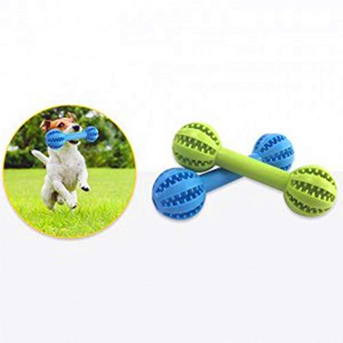 Spazzolino da denti per la pulizia del cane Giocattoli per cani Bastoncino i denti Bastone da morso di cane Spazzolatura automatica Dente Mancanza di cibo Giocattolo Animale domestico Spazzolatura