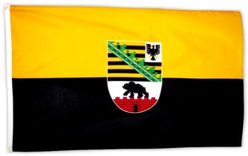 Fahne Flagge Sachsen-Anhalt 90 x 150 cm