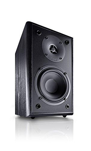 Oferta de Magnat Monitor Supreme 102 - Altavoces de estantería (60-120W RMS), color negro