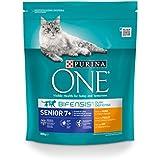 One Senior  7 + Katzenfutter Huhn, 800 g