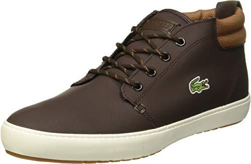 Lacoste Herren Ampthill Terra 319 1 CMA Sneaker, Braun (Dk Lt BRW 489), 42 EU