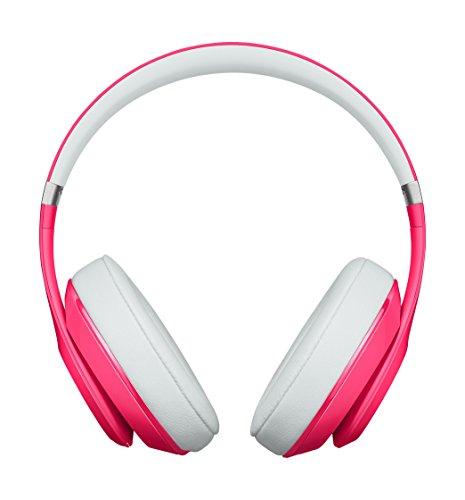 Beats by Dr. Dre Studio 2.0 - Auriculares de diadema cerrados (reducción de ruido), color rosa neón