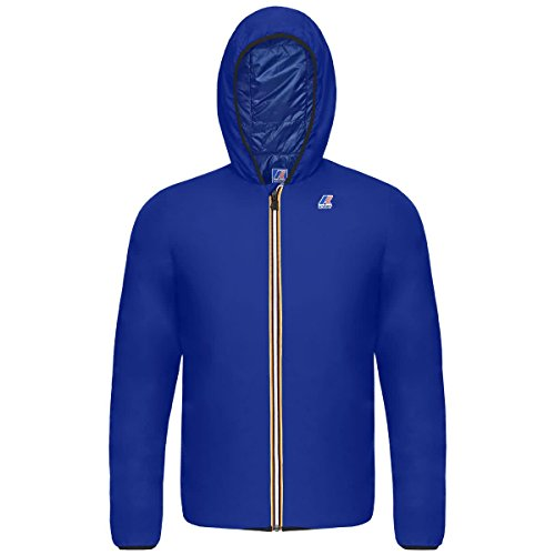 K.Way Herren Cape Blue Royal