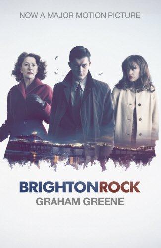 Book cover for Brighton Rock