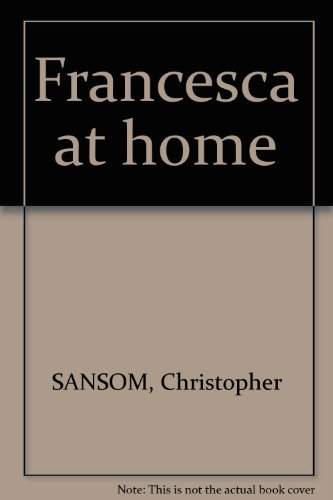 FRANCESCA AT HOME