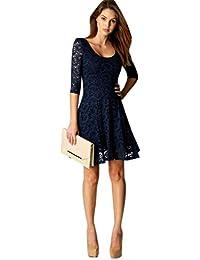 807a618414006f Suchergebnis auf Amazon.de für  dunkelblaues kleid  Bekleidung