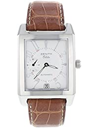 Zenith Elite Port Royal V 01.0250.684 Date Stainless Steel Automatic Men's Watch