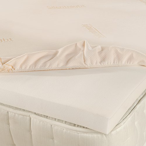 Silentnight Impress 5 cm Memory Foam Mattress Topper, Double