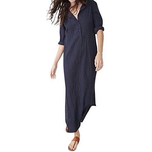 HWTOP Kleid Sommer Weisse Kleider Damen Kleider 20Er Jahre Kleid Muslimische Kleider S Kleid Damen...