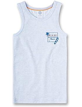 Sanetta Shirt W/O Striped W.Print, Camiseta de Tirantes para Niños