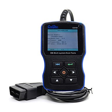 Neueste v6.2 c310 Pro-Code-Leser Airbag / ABS / srs Diagnose-Scan-Tools für bmw Multi-System-Code-Scanner bmw Diagnose-Tool