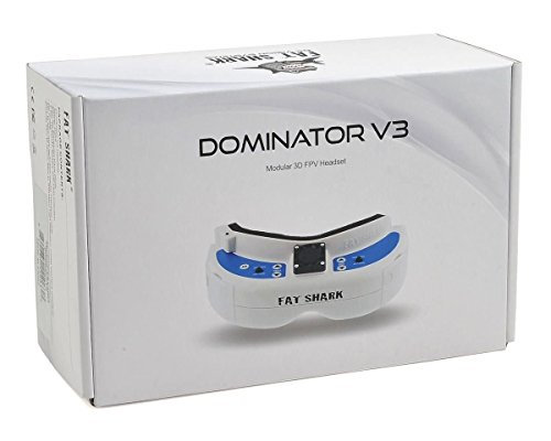 Fatshark Dominator V3 FPV Videobrille - 3