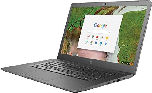 HP Chromebook 14 G5 - Celeron N3350 1.1 GHz - Google Chrome OS 64-4 GB RAM - 32 - Notebook - Celeron, 3GJ73EA#ABD