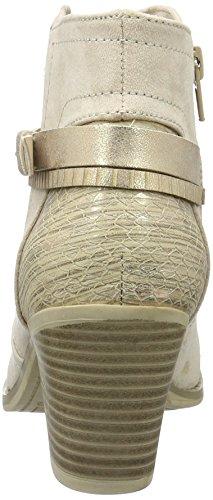 Ladies Summer Boot 36 37 38 39 40 41 sable Jane Klain textile beige élégant Beige