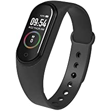 Sprinto XR20 Bluetooth Wireless Smart Fitness Band for Boys/Men/Kids/Women | Sports Watch Compatible with Xiaomi, Oppo, Vivo Mobile Phone | Heart Rate and BP Monitor, Calories Counter (Multicolor)