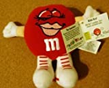 M&Ms Minis Swarmees Plush Toy Rikki Red by Unknown