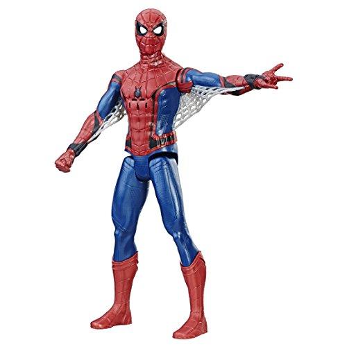 Spider-Man Juguete electrónico, B96931020, El hombre araña, Homecoming Eye FX