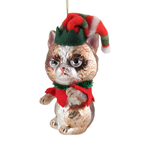 440s Gift Company Hänger Grummelkatze Santa | GC-11762 | 4030195699181 -