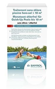 Bayrol - Kit Mini piscine facile (- de 10m3) sans chlore BAYROL