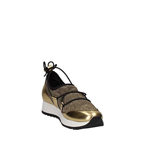 Liu Jo B18007 T2028 Sneakers Donna Oro