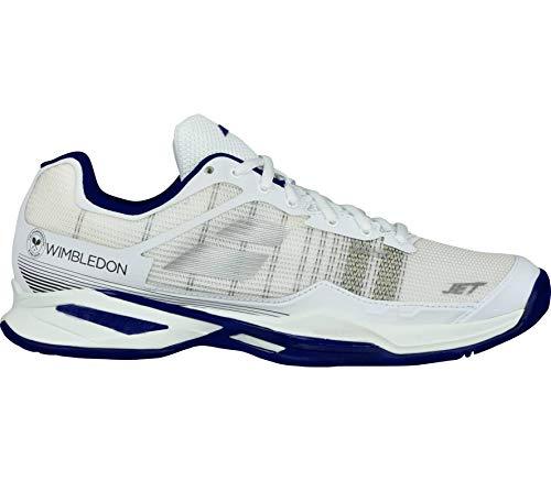 Babolat - Jet Mach I Allcourt Wimbledon Herren Tennisschuh weiß EU 47
