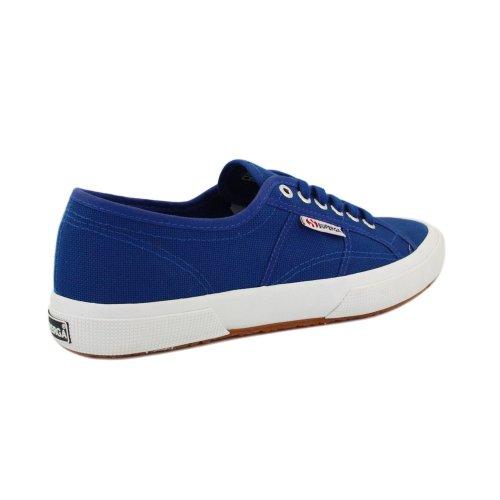 Superga Unisex-Erwachsene 2750 Cotu Classic Sneaker Blau