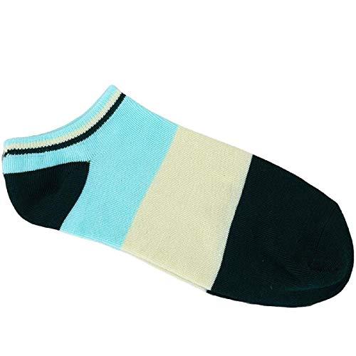 Barlingrock 1Pair Unisex Komfortable Mode Baumwollsockenhausschuhe Kurze Söckchen, Kissen Saugfähige Atmungsaktive Weiche Sportliche Socken, Low Cut Socken Super Bequeme Baumwolle (Quarter Sportliche Sock)