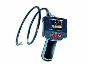 AEG 97134 Endoscope ED 10 avec écran couleurs 6 cm, éclairage à LED, caméra étanche 640 x 480 Pixel et de nombreux autres accessoires