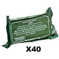 Pack of 40 IDF Israeli Army Dressing/Bandage by Dakar preisvergleich bei billige-tabletten.eu