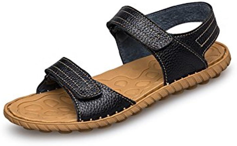 Sandalias De Verano para Hombre,Zapatillas De Playa De Moda