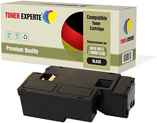 TONER EXPERTE 106R01630 Nero Toner compatibile per Xerox Phaser 6000, 6010, 6010V, 6010V N, 6010N, WorkCentre 6015, 6015V, 6015V B, 6015V N, 6015V NI, 6015MFP
