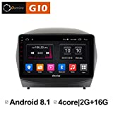 Ownice Quad Core 10,1 Zoll Android 8.1 Autoradio Player GPS Navigation für Hyundai iX35 2010 2011 2012 2013 2014 2015 Unterstützung Bluetooth WLAN Radio Mirror Link 2G RAM