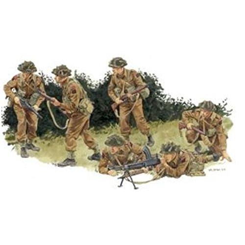 500776212 - Dragon 1:35 British Infantry (Normandie 1944) -