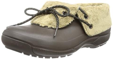 crocs Blitzen Convertible 14672-206, Unisex-Erwachsene Clogs & Pantoletten, Braun (Espresso 206), EU 46-47 (UK