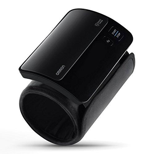 Omron EVOLV All-in-One, digitales Oberarm-Blutdruckmessgerät HEM-7600T-E, kabellos, schwarz - 2