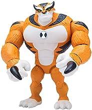 Ben 10 Rath Action Figure, Multi-Colour, 4-5 inches, 76135