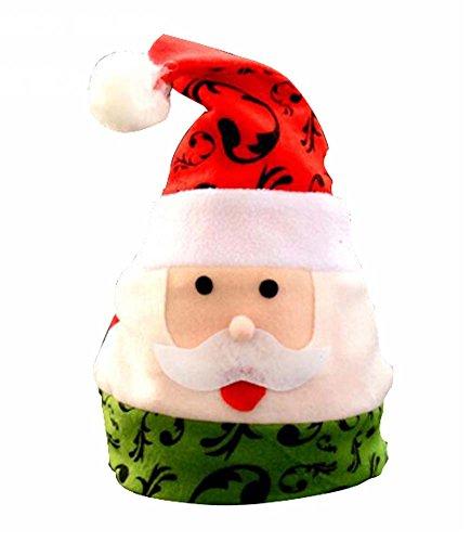 Dragon Troops Klassische Weihnachtsmann-Hut-Weihnachtshut-Kinder Festival-Hüte, freie Größe