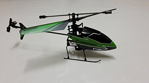 Top RC Helikopter MONSTERTRONIC MT-100 PRO Commander RTF MODE 1-4 Neue Version (Top Rc Hubschrauber)