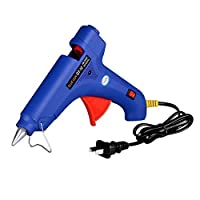 100W 100V-240V High Temperature Hot Melt Glue Gun Automatic Temperature Heating Power Fast Heat Tool