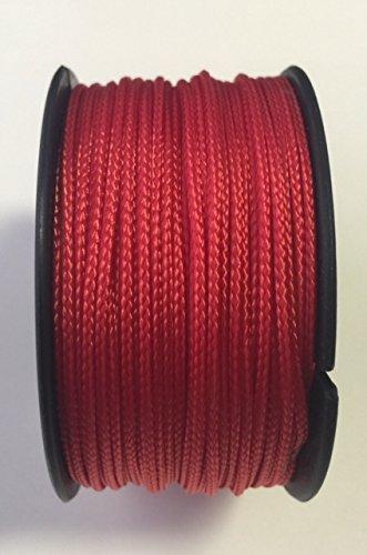 Maurerschnur 1,5mm 50 Meter (0,05€/m) rot