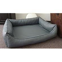 orthopae ortopédica Perros sofá cama para perros piel sintética ortope Dico cama para perros Manufaktur 115