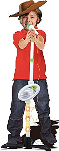Vinsani Childrens Electronic Plug & Play Mp3 Ipod I-mic Microphone