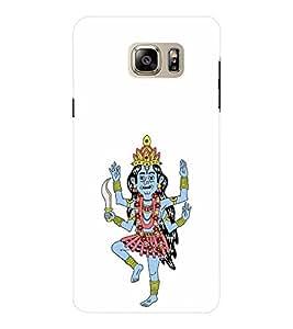 EPICCASE goddess Mobile Back Case Cover For Samsung Note 6 (Designer Case)