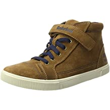Timberland Unisex-Kinder Abercorn Chukka Boots