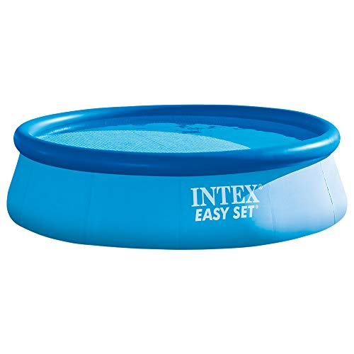 Intex Easy Set Pool - Aufstellpool, 366cm x 366cm x 76cm
