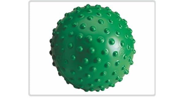 Aku Ball Igelball Farbe: grün Noppenball Massageball